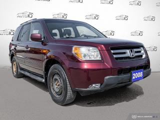 Used 2008 Honda Pilot SE-L AS IS two sets of tires for sale in St Thomas, ON