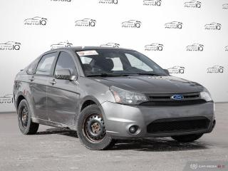 Used 2010 Ford Focus SES for sale in Barrie, ON