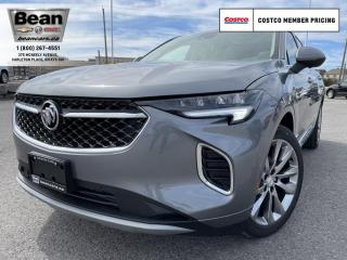 New 2021 Buick Envision Avenir 2.0L AWD AVENIR BUICK CONFIDENCE AND SAFETY PACKAGE for sale in Carleton Place, ON