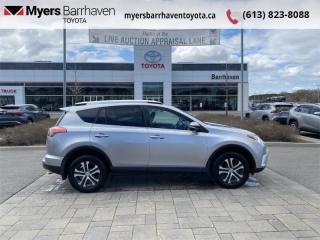 Used 2016 Toyota RAV4 LE  - Bluetooth for sale in Ottawa, ON