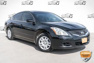 Used 2012 Nissan Altima 2.5 S SOLD AS TRADED, YOU CERTIFY, YOU SAVE!!! for sale in Barrie, ON