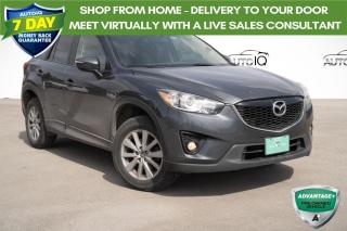 Used 2015 Mazda CX-5 GS POWER DRIVER SEAT!! HEATED SEATS!! CLEAN CARFAX!!! for sale in Barrie, ON