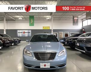 Used 2012 Chrysler 200 LX|SPRING SPECIAL|LOW KMS|SKY BLUE|ALLOYS| for sale in North York, ON