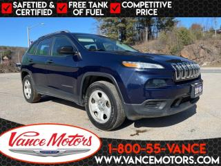 Used 2016 Jeep Cherokee Sport 4x4...HTD SEATS*TOW*BLUETOOTH! for sale in Bancroft, ON