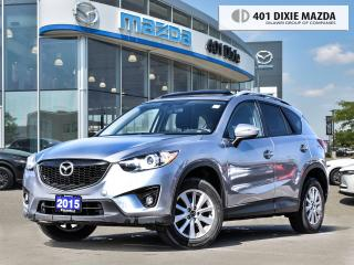 Used 2015 Mazda CX-5 GS BRAND NEW TIRES| NO ACCIDENTS|REMOTE STARTER| R for sale in Mississauga, ON
