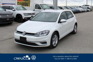 Used 2021 Volkswagen Golf 1.4T Comfortline with Tiptronic | New! for sale in Whitby, ON