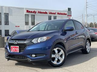 Used 2016 Honda HR-V EX  - Sunroof - Lane Watch - Rear camera - LOW KMS for sale in Mississauga, ON