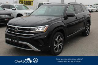 Used 2021 Volkswagen Atlas 3.6 FSI Execline 4MOTION | New! for sale in Whitby, ON