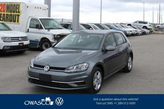 Used 2021 Volkswagen Golf 1.4T Comfortline | New! for sale in Whitby, ON