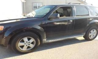 Used 2010 Ford Escape XLT for sale in St Catharines, ON