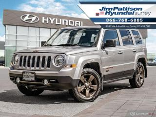Used 2017 Jeep Patriot 75th Anniversary Edition for sale in Surrey, BC