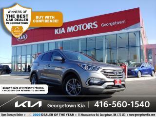 Used 2018 Hyundai Santa Fe Sport SPORT   AWD   CLN CRFX   B/U CAM   PANO ROOF   59K for sale in Georgetown, ON