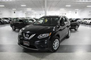 Used 2016 Nissan Rogue REAR CAM I HEATED SEATS I POWER OPTIONS I KEYLESS ENTRY I BT for sale in Mississauga, ON