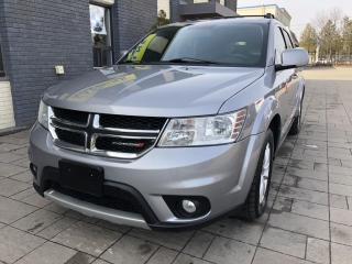 Used 2015 Dodge Journey FWD 7 SEATER NAV BACKUP CAM for sale in Nobleton, ON