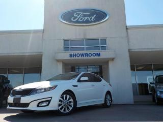 Used 2014 Kia Optima for sale in Mount Brydges, ON