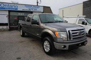 Used 2012 Ford F-150 XLT 4WD SuperCrew Back rack for sale in Mississauga, ON