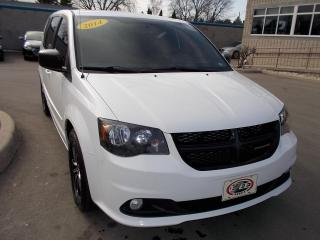 Used 2014 Dodge Grand Caravan SXT for sale in Windsor, ON