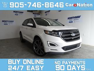 Used 2018 Ford Edge SPORT | AWD | PANO ROOF | NAV | 21