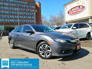 Used 2017 Honda Civic Sedan CLEAN CARFAX | APPLE CARY PLAY | CAM | 4 NEW SNOW TIRES* | for sale in Scarborough, ON