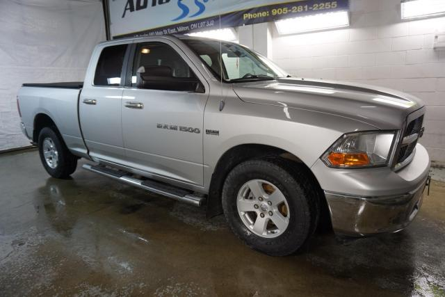 2011 Dodge Ram 1500 V8 SLT HEMI CERTIFIED 2YR WARRANTY *1 OWNER* BLUETOOTH CRUISE ALLOYS BED COVER & LINER