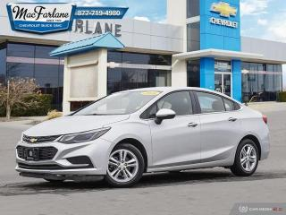 Used 2016 Chevrolet Cruze LT for sale in Petrolia, ON