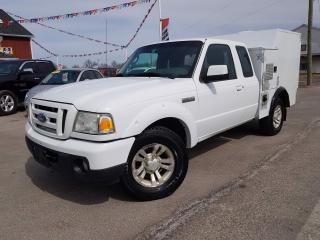 Used 2010 Ford Ranger Sport Animal transport truck for sale in Dunnville, ON