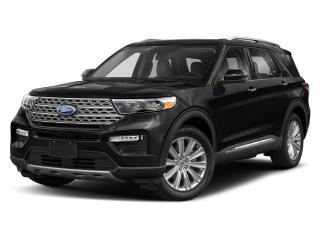 New 2021 Ford Explorer LIMITED for sale in Shellbrook, SK