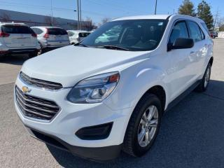 Used 2016 Chevrolet Equinox LS 2WD for sale in Ottawa, ON