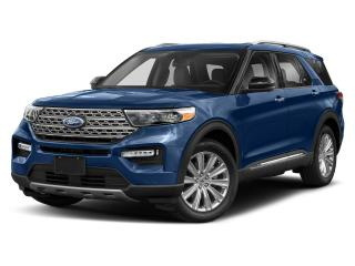 New 2021 Ford Explorer XLT for sale in Shellbrook, SK
