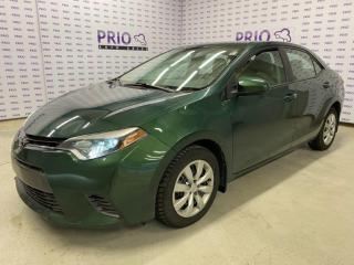 Used 2016 Toyota Corolla for sale in Ottawa, ON