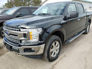 Used 2018 Ford F-150 XLT for sale in Pembroke, ON