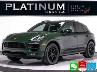 Used 2018 Porsche Macan GTS, 360HP, AWD, PDK, PANO, HEATED/VENTED, BOSE for sale in Toronto, ON