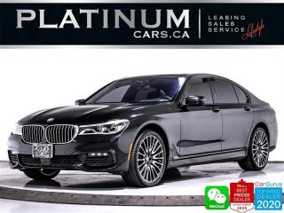 Used 2017 BMW 7 Series 750i xDrive, EXEC PKG, MSPORT, DRIVER ASSIST PKG for sale in Toronto, ON