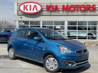 Used 2018 Mitsubishi Mirage ES ,pw,pl,air,keyless for sale in Peterborough, ON