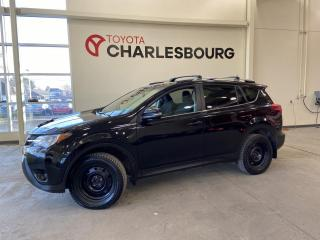 Used 2014 Toyota RAV4 LE - AWD - CAMÉRA DE RECUL for sale in Québec, QC