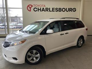 Used 2017 Toyota Sienna 7p - Traction avant for sale in Québec, QC