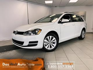 Used 2017 Volkswagen Golf Sportwagen 1.8 TSI Trendline, 4MOTION, Automatique for sale in Sherbrooke, QC