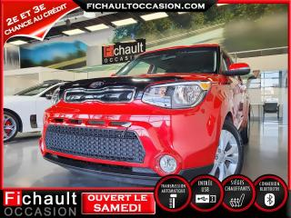 Used 2014 Kia Soul EX  **TRES BAS KILOMÉTRAGE** for sale in Châteauguay, QC