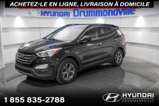 Used 2016 Hyundai Santa Fe Sport GARANTIE + A/C + MAGS + CRUISE + WOW !! for sale in Drummondville, QC