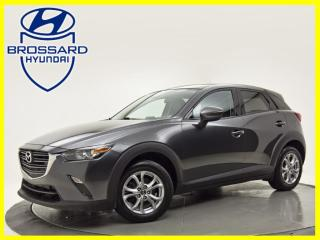 Used 2019 Mazda CX-3 GS A/C SIEGES CHAUFFANTS CAMERA DE RECUL for sale in Brossard, QC