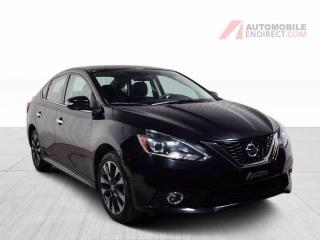 Used 2016 Nissan Sentra SR A/C MAGS TOIT CAMERA DE RECUL for sale in St-Hubert, QC