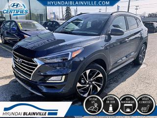 Used 2021 Hyundai Tucson ULTIMATE CUIR, NAVIGATION, TOIT PANORAMI for sale in Blainville, QC
