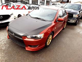 Used 2011 Mitsubishi Lancer 4dr Sdn Man SE for sale in Beauport, QC