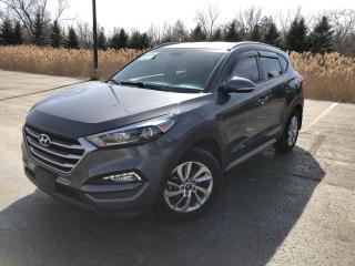 Used 2017 Hyundai Tucson PREMIUM AWD for sale in Cayuga, ON