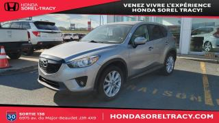 Used 2013 Mazda CX-5 GT Traction intégrale for sale in Sorel-Tracy, QC