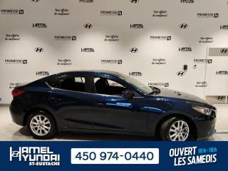 Used 2014 Mazda MAZDA3 GS MANUELLE ** SUPER AUBAINE ** for sale in St-Eustache, QC