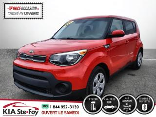 Used 2019 Kia Soul LX* CAMERA DE RECUL* REGULATEUR DE VITES for sale in Québec, QC