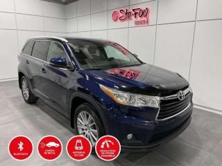 Used 2016 Toyota Highlander XLE - AWD for sale in Québec, QC