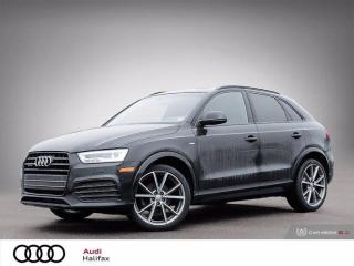 Used 2017 Audi Q3 Technik for sale in Halifax, NS