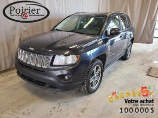 Used 2014 Jeep Compass North Démarreur à distance for sale in Rouyn-Noranda, QC